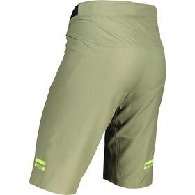 Leatt DBX 1.0 Shorts Men, cactus